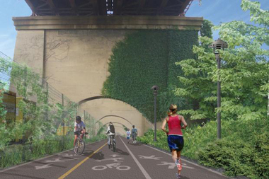 Long-Awaited Randall's Island Connector to Open This Weekend