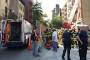 Worker Injured at Second Avenue Subway Construction Site, FDNY Says