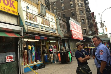 New York- Discover Men's Clothing Stores in Lower East Side, New
