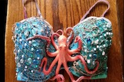 Elaborate Bras Up For Auction at Annual Breast Cancer Fundraiser