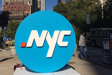 .NYC launched last Wednesday allowing businesses or people with a physical address in New York City to own the new top-level domain.