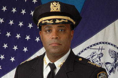 Chief Philip Banks III, who was slated to become the No. 2 in the NYPD, resigned Friday, sources said. View Full Caption - larger