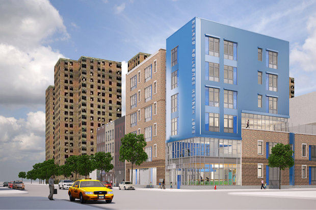 East Harlem Scholars Academy New Building