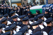 Officer Rafael Ramos Laid to Rest as Pols Vow to Heal and Unite City