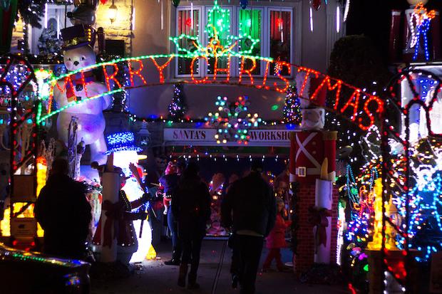 Christmas Lights Staten Island