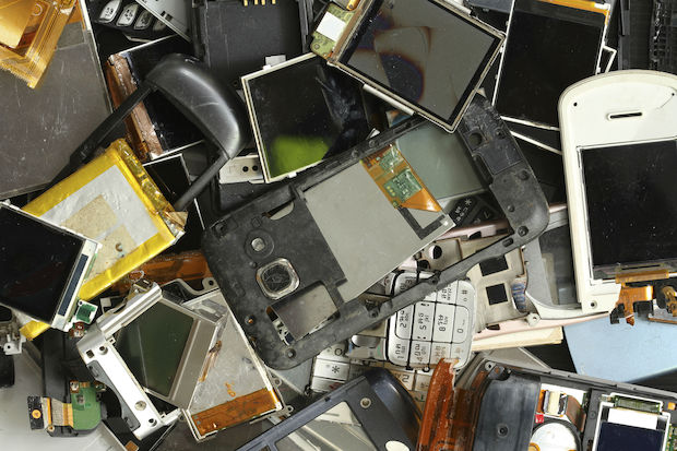Throwing away your computers, old iPods and TVs will soon be banned across NYC.