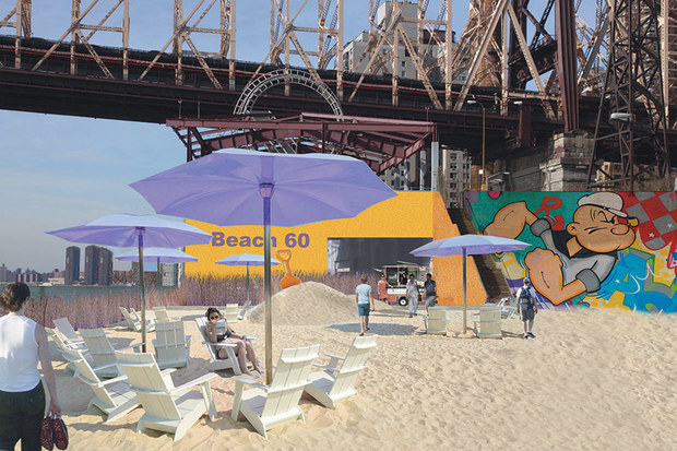 Millions Earmarked for East River Esplanade and Roosevelt Island Library