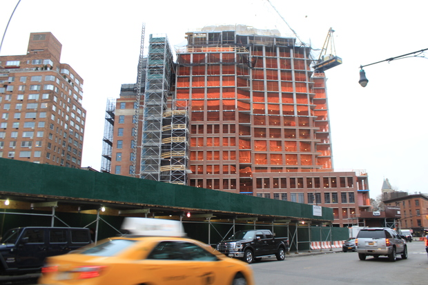 Developments are on the rise in the Village and SoHo for 2015.