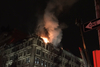 Fire Rips Through Top Floor of Upper East Side Building