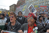 Protesters Shut Down Brooklyn Bridge in March Against Police Brutality