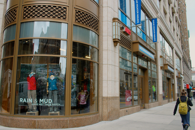 Covent Garden's branch of The North Face is the place for outdoor clothing
