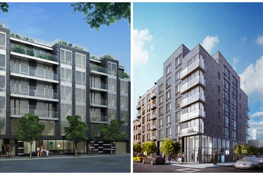 2 New Condo Buildings Coming To Rental Heavy Hunters Point This Spring Long