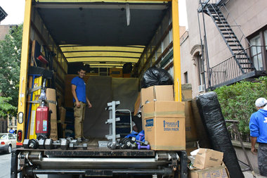 Moving professionals and organizations offer guidance on how to hire someone to transport your stuff.