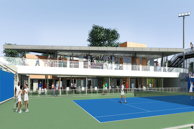 $26.5 Million Crotona Park Tennis Complex Set to Open Next ...