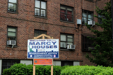 Marcy Houses Bed Stuy