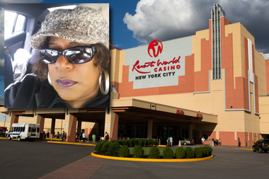 Patricia Mohammed, 51, was fatally shot at the Resorts World Casino by her former boyfriend, sources said.