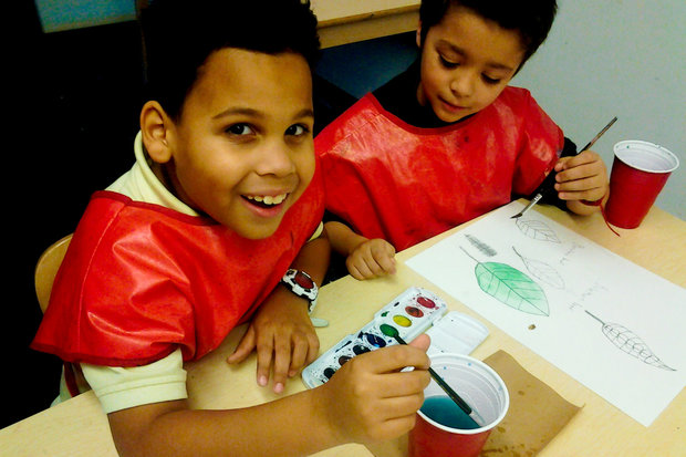West harlem and northern mexico kids come together through for Extra mural classes