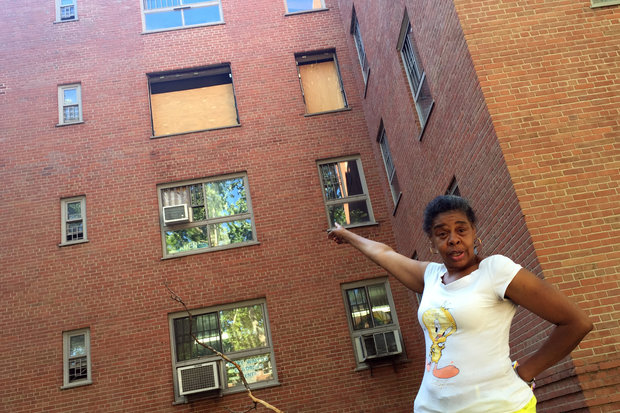 Nycha S Vacant Units Attract Squatters To Harlem River