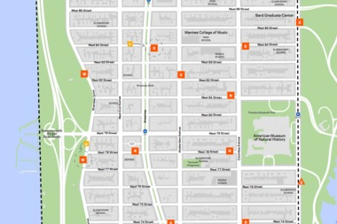 Citi Bikes Nyc Upper East Side DOT released the final Citi