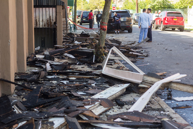 Fire Sparked By Smoker Tears Through Staten Island Motel