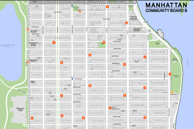 Citi Bikes Nyc Locations locations for Citi Bike