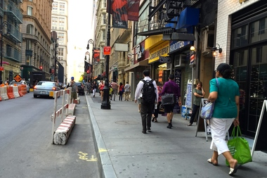 Overcrowded Sidewalks Top Biggest Problems Downtown ...