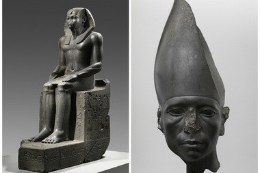relics of ancient egypts renaissance to show at the met