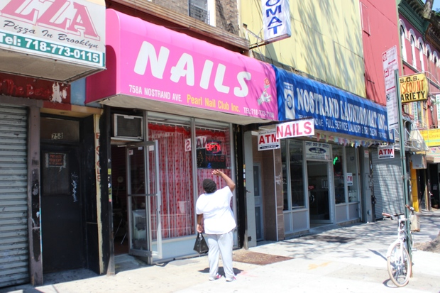 Brooklyn nail salons protest increased regulations with for 24 nail salon nyc