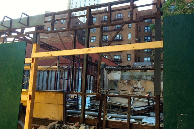 Crumbling Kew Gardens Restaurant Site To Get New Life Owners Say Kew Gardens New York Dnainfo