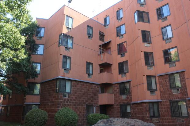 housing development near bronx zoo   west farms   dna    new york
