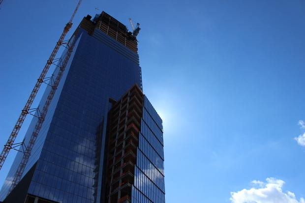 New York 10 Hudson Yards 895 Ft 52 Floors