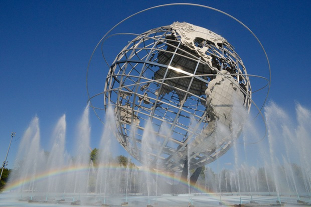 The long-awaited alliance for Flushing Meadows-Corona Park was originally announced as part of a 2013 deal.