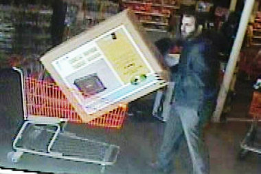 Pickpocket Uses Stolen Credit Card To Buy Heater Police