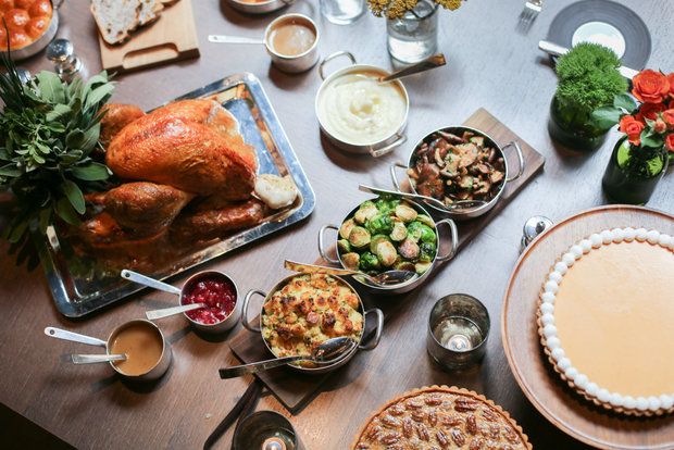 Where To Have Thanksgiving Dinner In The City Midtown