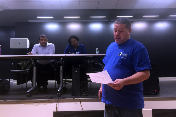 Reject Zoning Changes For El Barrio, Residents Say