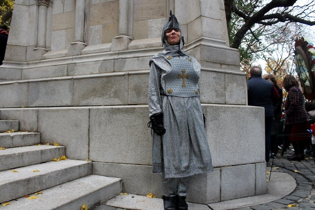 Joan of Arc Monument Centennial Celebrates Odds-Defying Women