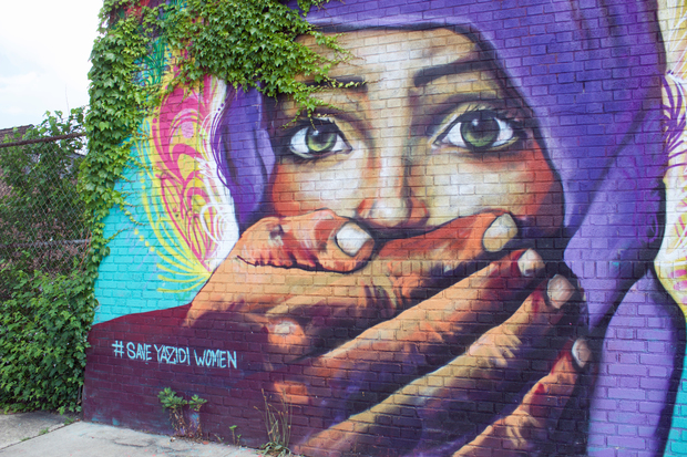 See more than 150 works of new street art in astoria this for Extra mural courses