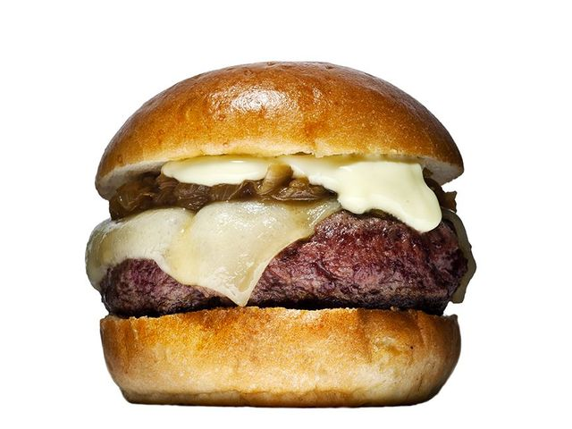 <p>The original 5 Napkin Burger.</p>