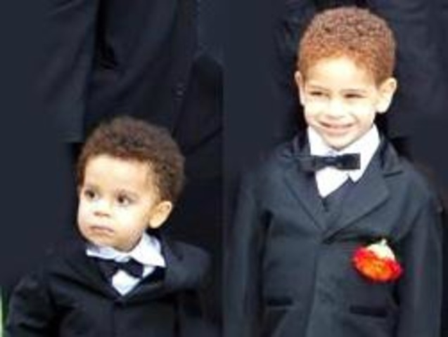 <p>Brendan and Connor Moore, 2 and 4 years old, were swept away from their mother during Hurricane Sandy and were later found dead Thursday, Nov. 1, 2012.&nbsp;</p>
