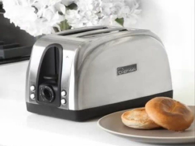 <p>The Chefman Slice Stainless Steel Toaster, one of the item from the alleged &#39;cannibal&#39; cop&#39;s wedding registry.</p>