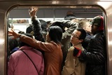 Subway Ridership Rises, Despite Sandy Shutdowns