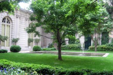 Landmarks Preservation Committee OKs windows overlooking the Frick Collection.
