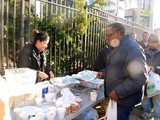 Good Samaritans Cook Meals, Collect Supplies To Help Sandy Victims