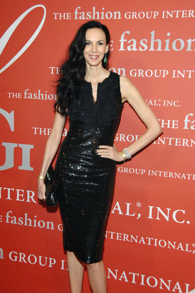 <p>L&#39;Wren Scott at the Fashion Group&#39;s Night of Stars Gala at Cipriani Wall Street, Thursday, October 25, 2012.</p>