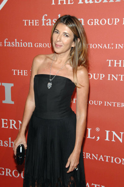 <p>Nina Garcia at the Fashion Group&#39;s Night of Stars Gala at Cipriani Wall Street, Thursday, October 25, 2012.</p>