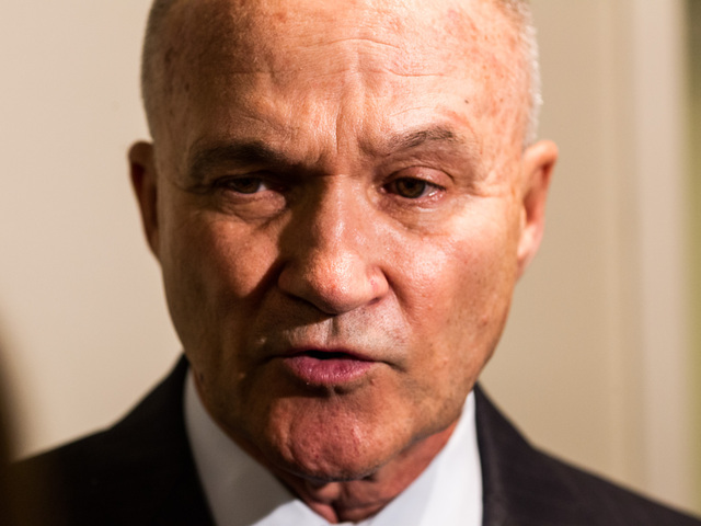 <p>Police Commissioer Ray Kelly said the NYPD is working on a new crime-fighting tool.</p>