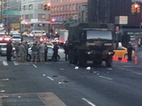 Elderly Man Killed by National Guard Truck in Chinatown