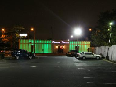 The restaurant's management said they are hesitant to confront people in the lot at night.