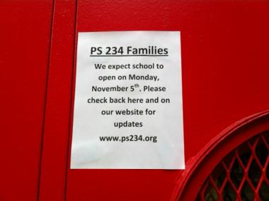 As staff and students prepare for Monday, many schools remain unfit and unsafe or are hosting evacuees.