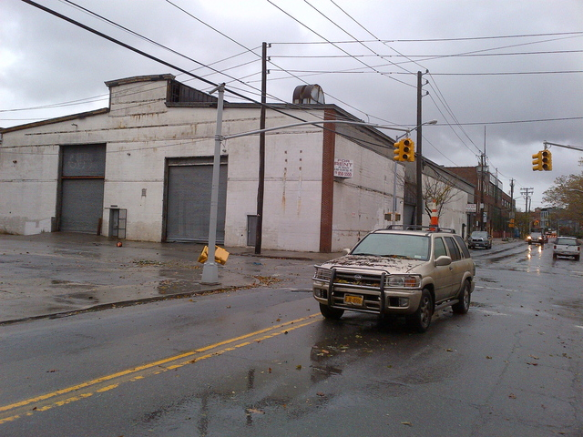 <p>Red Hook on Tuesday, Oct. 30, the day after Hurricane Sandy hit.</p>